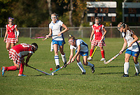 Varsity Gilford Field Hockey versus Laconia Friday, October 5, 2012.