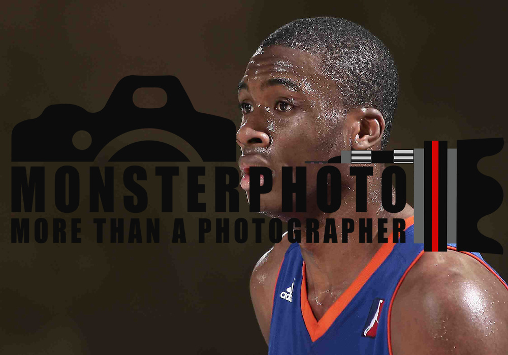 Westchester Knicks Forward Thanasis Antetokounmpo (43) seen in the second half of a NBA D-league regular season basketball game between the Delaware 87ers and the Westchester Knicks (New York Knicks) Wednesday, Feb. 17, 2015 at The Bob Carpenter Sports Convocation Center in Newark, DEL.<br />
