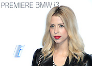 Peaches Geldof is dead at the age of 25. Police were called to her house in Wrotham, Kent, at 1.35pm today.<br /> Kent Police described the death as 'sudden' and 'unexplained'.<br /> <br /> STOCK PHOTO - The BMW i3 Global Reveal Party held at Old Billingsgate, London - Peaches Geldof arrives<br /> ©Exclusivepix
