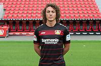 German Bundesliga - Season 2016/17 - Photocall Bayer 04 Leverkusen on 25 July 2016 in Leverkusen, Germany: Julian Baumgartlinger. Photo: Guido Kirchner/dpa | usage worldwide