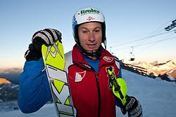 22.09.2010, Mölltaler Gletscher, Flattach, AUT, OeSV Training Moelltaler Gletscher, im Bild Manfred Pranger. EXPA Pictures © 2010, PhotoCredit: EXPA/ J. Groder