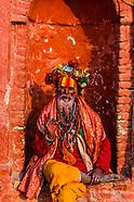 Nepal-Kathmandu-Pashupatinath Temple