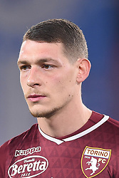February 17, 2019 - Naples, Naples, Italy - Andrea Belotti of Torino FC during the Serie A TIM match between SSC Napoli and FC Torino at Stadio San Paolo Naples Italy on 17 February 2019. (Credit Image: © Franco Romano/NurPhoto via ZUMA Press)
