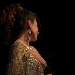 """17 de Noviembre del 2017 Concierto ofreciudo por la cantante Ibizenca Ángela Cervantes.Camino a Santa Clara su último proyecto un trabajo recopilatorio de boleros,sones de la vieja trova cubana""""los Fakires"""""""