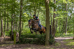 Donckers Karin, BEL, Ludique du Couer des Collines<br /> Eventing meets Dressage<br /> Minderhout 2020<br /> © Hippo Foto - Dirk Caremans<br /> 02/07/2020