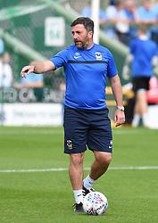 Coventry City Under 23s Coach Nicky Eaden