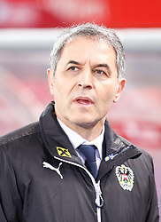 24.03.2017, Ernst Happel Stadion, Wien, AUT, FIFA WM 2018 Qualifikation, Oesterreich vs Moldawien, Gruppe D, im Bild Trainer Marcel Koller (AUT) // during the FIFA World Cup 2018, group D qualifying match between Austria and Moldova at the Ernst Happel Stadion in Wien, Austria on 2017/03/24. EXPA Pictures © 2017, PhotoCredit: EXPA/ Alexander Forst