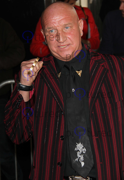 Dave Courtney UK Premiere of Killer Bitch held at the Curzon Mayfair Cinema. For piQtured Sales contact: +44 (0) 7916262580 (Picture by Richard Goldschmidt/Piqtured)