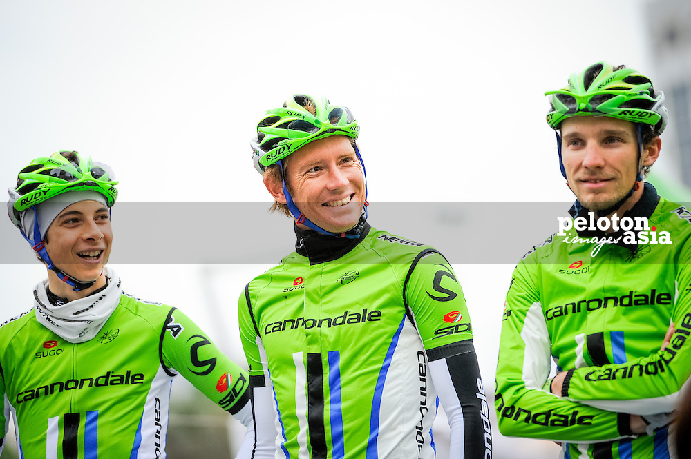 2014 Tour de Taiwan / stage1 / Taiwan / WURF Cameron (AUS) / Cannondale