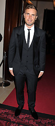 GARY BARLOW at the GQ Men of The Year Awards 2012 held at The Royal Opera House, London on 4th September 2012.