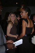 Sophie Okonedo and Alicia Silverstone. GQ Men Of The Year Awards at the Royal Opera House, London. September 6, 2005 in London, England, ONE TIME USE ONLY - DO NOT ARCHIVE  © Copyright Photograph by Dafydd Jones 66 Stockwell Park Rd. London SW9 0DA Tel 020 7733 0108 www.dafjones.com
