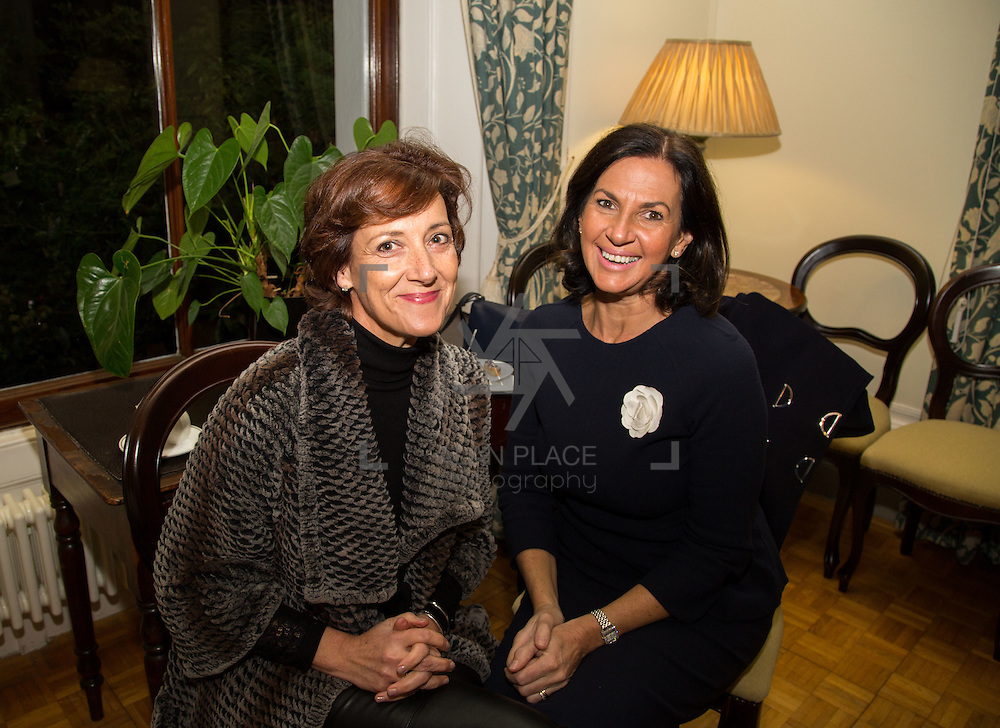 22.11.2016                   <br /> University of Limerick (UL) hosted a gala concert celebrating the music of renowned composer M&iacute;che&aacute;l &Oacute; S&uacute;illeabh&aacute;in.<br /> <br /> Pictured at a special reception before the concert were, Vicki O'Toole and Suzanne Kennedy.<br /> <br /> <br /> The RT&Eacute; Concert Orchestra, conducted by David Brophy, performed with M&iacute;che&aacute;l and a selection of special guests in University Concert Hall Limerick. Picture: Alan Place