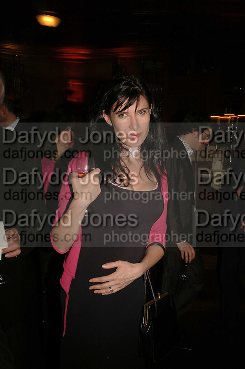 Ronni Ancona, Krug host the launch of Kathy Lette's book. ' How to Kill Your Husband' the Courthouse Hotel Great Marlborough St. London. 26 April 2006. ONE TIME USE ONLY - DO NOT ARCHIVE  © Copyright Photograph by Dafydd Jones 66 Stockwell Park Rd. London SW9 0DA Tel 020 7733 0108 www.dafjones.com