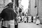 Venosa (PZ) 30.03.2013 - Sabato Santo. Processione delle Confraternite