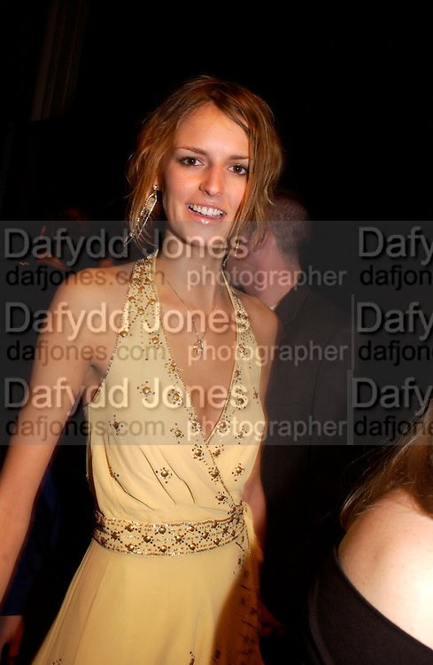 Jacquetta Wheeler, Kill Bill part 2. post premiere party. Old In and Out club. Piccadilly, 20 April 2004. ONE TIME USE ONLY - DO NOT ARCHIVE  © Copyright Photograph by Dafydd Jones 66 Stockwell Park Rd. London SW9 0DA Tel 020 7733 0108 www.dafjones.com