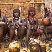 Ethiopia Omo tribes,