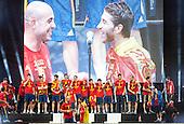 Euro 2012:  Celebration