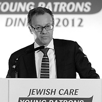 26.03.2012.Photograph from the Jewish Care Young Patron's Dinner, held at the Millennium Mayfair Hotel in central London..© Blake-Ezra Cole / www.blakeezracole.com / +44 (0) 7814 745512.STRICTLY NOT FOR COMMERCIAL USE. .