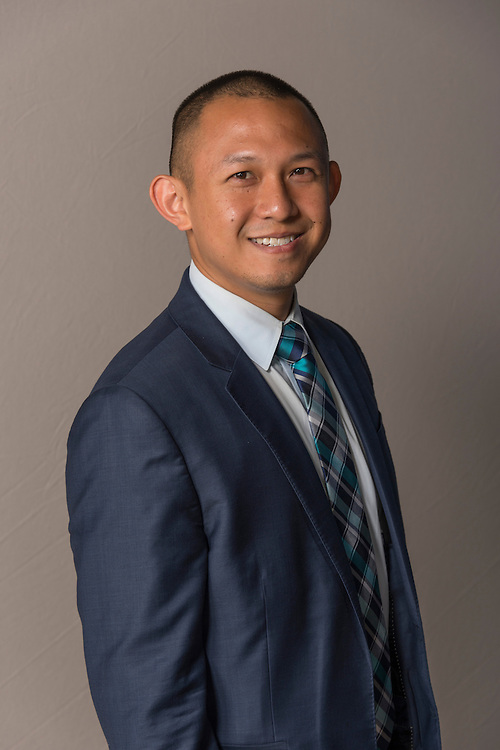 Mike Nguyen as photographed for the Texas Apartment Association