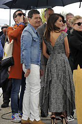 Antonio Banderas Penelope Cruz attending the Pain and Glory Photocall during the 72nd Cannes Film Festival, Festival des Palais