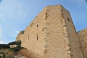 Greece, Rhodes, Kritinia Castle