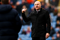 Burnley manager Sean Dyche cuts a frustrated figure - Mandatory by-line: Robbie Stephenson/JMP - 19/01/2020 - FOOTBALL - Turf Moor - Burnley, England - Burnley v Leicester City - Premier League