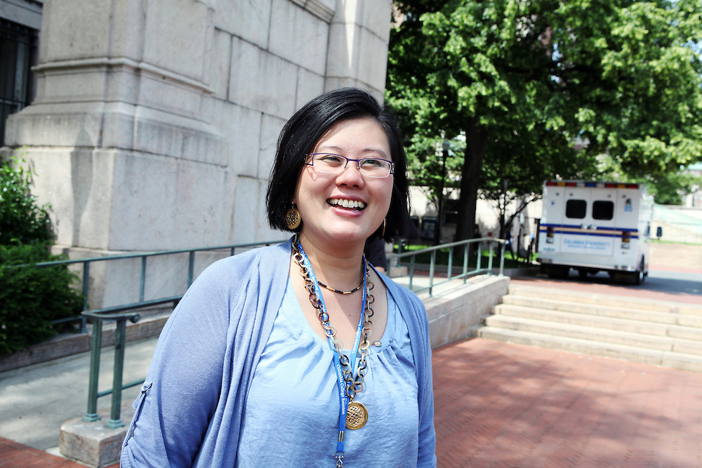 "Dana Wu '91 SIPA '92..""Make good friends."""