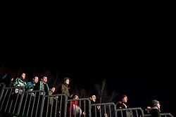 06.01.2012, Stadium Bezigrad, Ljubljana, SLO, EBEL, HDD Telemach Olimpija Ljubljana vs KHL Medvescak Zagreb 39. Runde, in picture  Spectators during the Erste Bank Ice Hockey League in 39th Round match between HDD Telemach Olimpija Ljubljana and KHL Medvescak Zagreb at the open ice winter classic Stadium Bezigrad, Ljubljana, Slovenia on 2013/01/06. (Photo By Vid Ponikvar / Sportida.com)