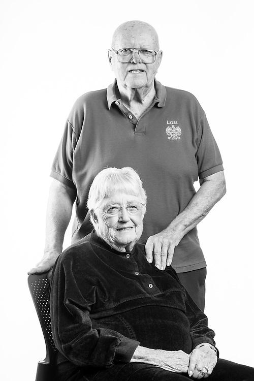 Mary Ayars Latas<br /> Navy<br /> O-3<br /> Flight Nurse<br /> May 1949 - Nov. 1955<br /> Korean War<br /> <br /> Robert Latas<br /> Navy<br /> O-3<br /> Boat Group Commander<br /> June 1951 - May 1954<br /> Korean War<br /> <br /> <br /> Veterans Portrait Project<br /> San Diego, CA
