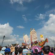 Xigang Boat Burning, Tainan