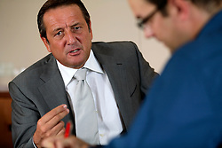 UK ENGLAND LONDON 15AUG07 - Manny Fontenla-Novoa, CEO of Thomas Cook UK & Ireland speaks during an interview at the company's London offices in Lancaster Place, central London...jre/Photo by Jiri Rezac..© Jiri Rezac 2007..Contact: +44 (0) 7050 110 417.Mobile:  +44 (0) 7801 337 683.Office:  +44 (0) 20 8968 9635..Email:   jiri@jirirezac.com.Web:    www.jirirezac.com..© All images Jiri Rezac 2007 - All rights reserved.