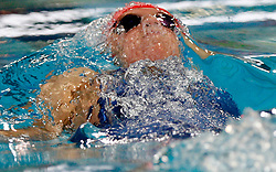 Swimmer Anja Carman at International Swimming Championship of Kranj 2007, on June 10, 2007, in Kranj, Slovenia. (Photo by Vid Ponikvar / Sportal Images)..