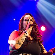 NLD/Hilversum/20130925 -  Sky Radio 25 Year Anniversary Concert, optreden Lisa Lois