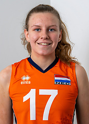 21-12-2018 NED: Photoshoot selection of Orange Young Girls, Arnhem <br /> Orange Young Girls 2018 - 2019 / Anna Posthuma #17