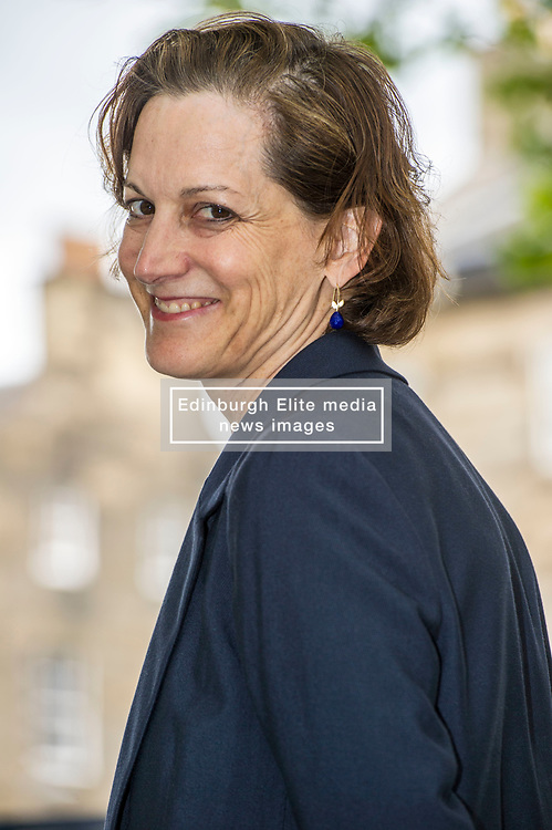 Pictured: Anne Applebaum<br /> <br /> Anne Elizabeth Applebaum (born July 25, 1964) is an American born Polish journalist and Pulitzer Prize&ndash;winning author who has written extensively about communism and the development of civil society in Central and Eastern Europe. She is a visiting Professor of Practice at the London School of Economics, where she runs Arena, a project on propaganda and disinformation. She has also been an editor at The Economist and The Spectator, and a member of the editorial board of The Washington Post (2002&ndash;06)<br /> <br /> Ger Harley | EEm 11 August 2018
