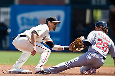 20100425 - St. Louis Cardinals at San Francisco Giants (Major League Baseball)