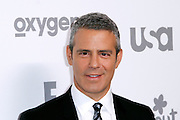 Andy Cohen attends the 2015 NBCUniversal Cable Entertainment Upfront at the Javitz Center North Hall in New York City, New York on May 14, 2015.