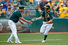 20170422 - Seattle Mariners at Oakland Athletics