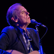 John Hiatt performs at The Music Hall in Portsmouth, NH, April 29, 2015