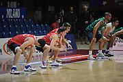 MILANO 12 MARZO 2011<br /> BASKET ALL STAR GAME<br /> ALLENAMENTO NAZIONALE ITALIANA<br /> NELLA FOTO MORDENTE<br /> FOTO CIAMILLO CASTORIA