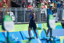 LEMOUSSU Gwladys, FRA, Para-Triathlon, PT4 at Rio 2016 Paralympic Games, Brazil