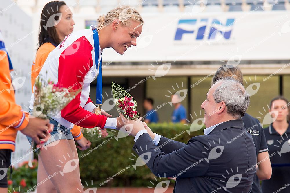BLUME Pernille DEN <br /> 50 freestyle women<br /> day 03 25-06-2017<br /> Stadio del Nuoto, Foro Italico, Roma<br /> FIN 54mo Trofeo Sette Colli 2017 Internazionali d'Italia<br /> <br /> Photo Giorgio Scala/Deepbluemedia/Insidefoto