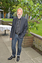 GRAHAM NORTON at an Evening at The River Cafe in aid of the NSPCC held at The River Cafe, Thames Wharf, Rainville Road, London on 19th June 2016