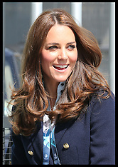JUL 28 2014 Royals attend the Commonwealth Games