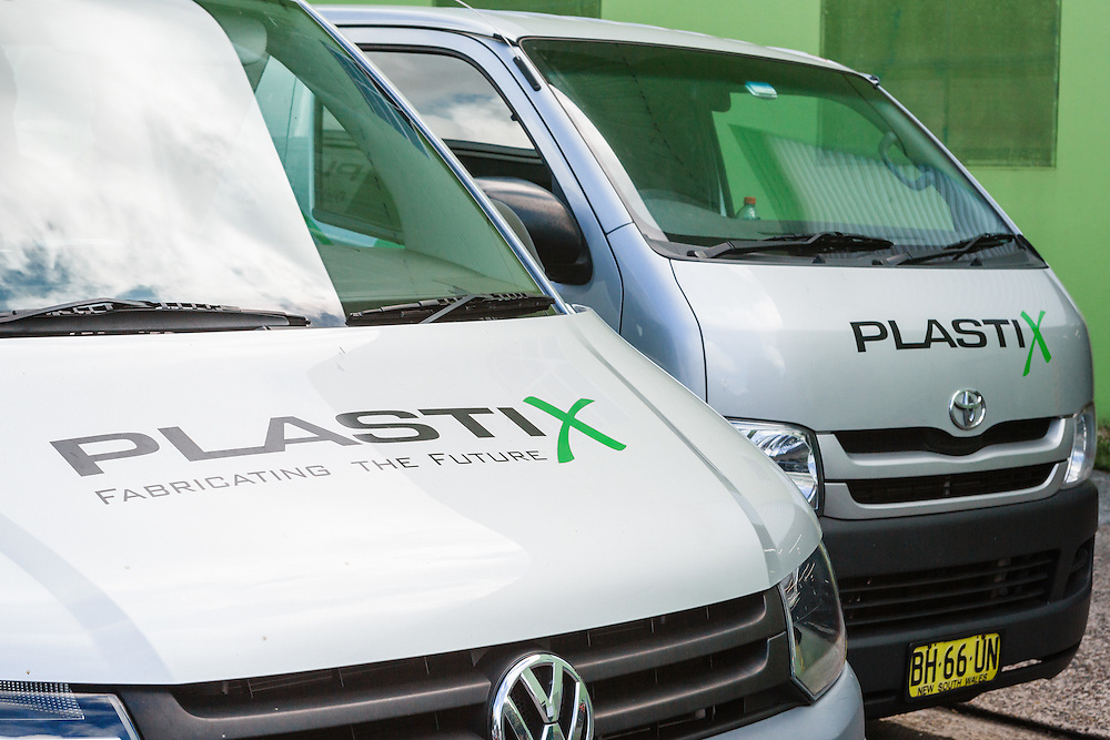 Images of Plastix, an Australian company with over 40 years experience in the plastics industry, specialising in sheet supply, cut to size, laser and CNC routing, based in Arncliffe, New South Wales. Images taken by Robert Catto on Wednesday 13  April, 2016.