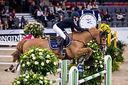 Evelina Tovek - Oz de Breve<br /> Gothenburg Horse Show 2019<br /> &copy; DigiShots
