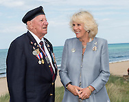 The 70th anniversary commemorations of D Day in Normandy, France