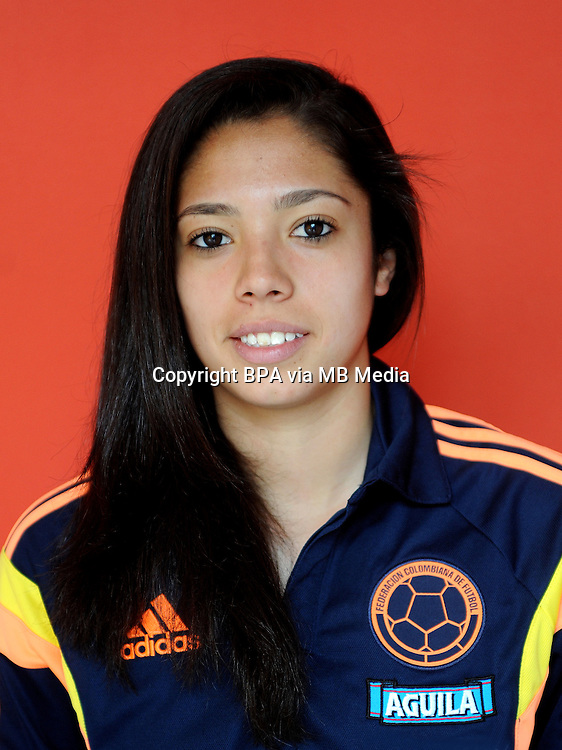 Fifa Woman's Tournament - Olympic Games Rio 2016 -  <br /> Colombia National Team - <br /> Derly Stefany Castano Cardozo