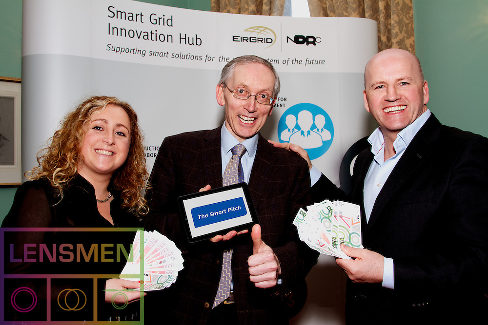 Smart Grid Innovation Hub names EcoWatch as Ireland&rsquo;s most promising start-up<br />