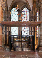 BLACK PRINCE, Canterbury Cathedral, Kent, UK, England, Architecture, World Heritage, Monuments